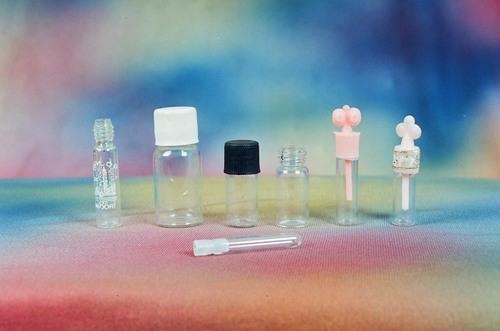 Tube Glass Bottles