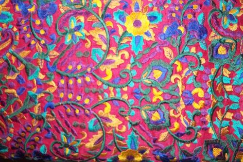 Embroidery Fabrics wholesaler surat