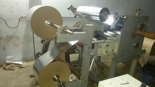 Lamination With Slitting Rewinding  Machine