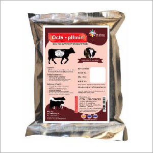 Veterinary Buffer Supplements