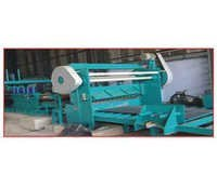 Fully Automatic Cut To Lenght Line