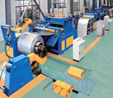 NC Servo High Speed Cut To Length Machine