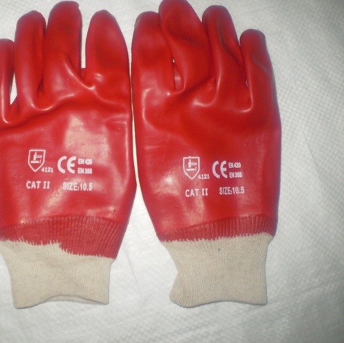 Full coted Safety Gloves