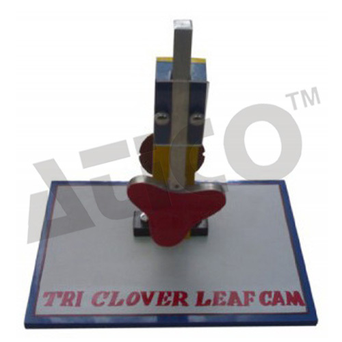 Tri Clover Leaf Cam