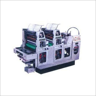 Commercial Offset Printing Machine
