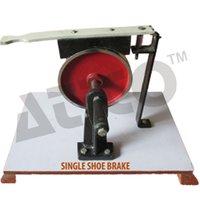 Single Shoe Brake