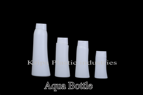 Aqua Shampoo Bottle