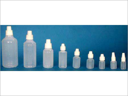Transperent Dropper Bottle