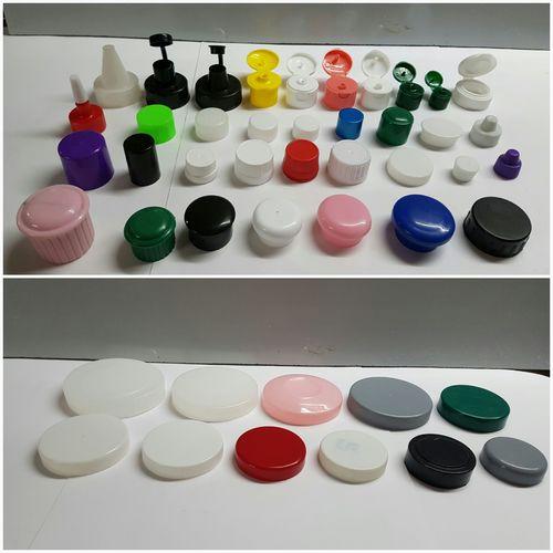 Plastic Jars Cap