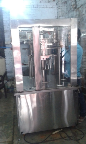 Rotary Counter Pressure Filling Machine