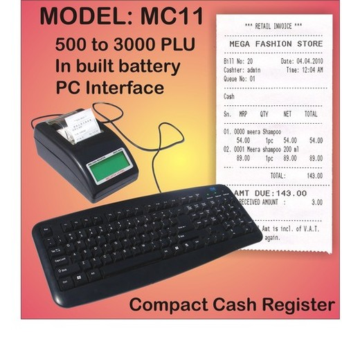 Mini Cash Register