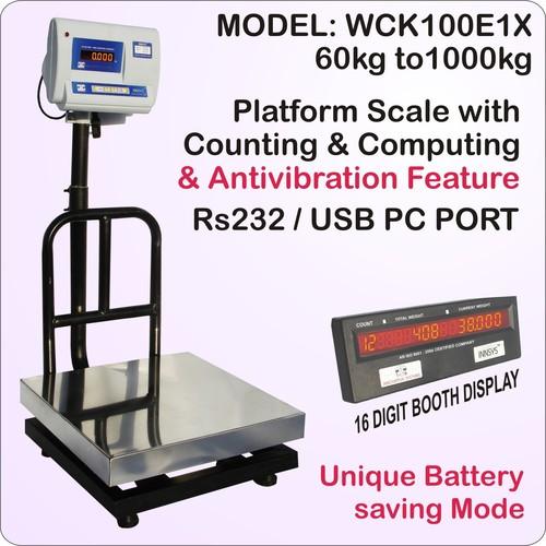 Commercial Platform Scale