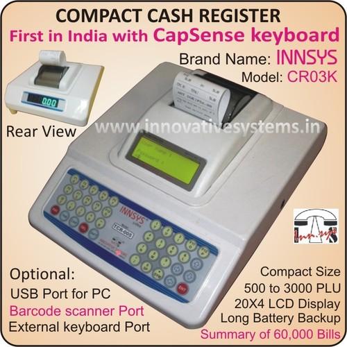 Compact Cash Register