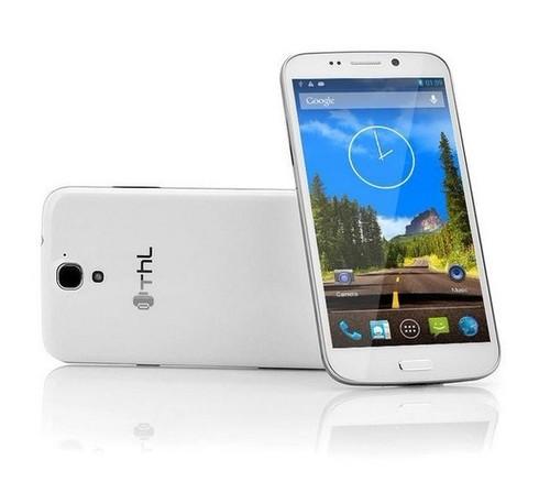 Smart Phone 5.3 Inch IPS Screen Android 4.0 MTK6577 1G RAM 3G GPS 8.0MP Camera