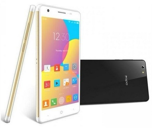 Smartphone 64bit 4G LTE MTK6732 Quad Core 5.3 Inch HD Screen 13.2MP White