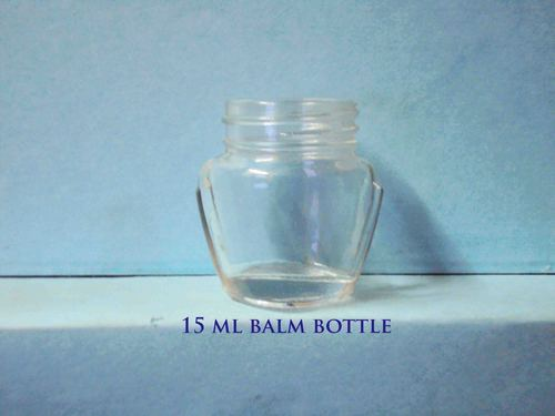 Palmolive Glass Bottle