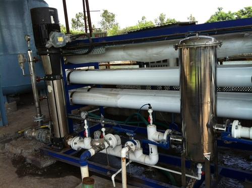 R O Plant Installation Services