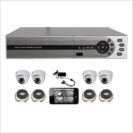 Outdoor CCTV Installation
