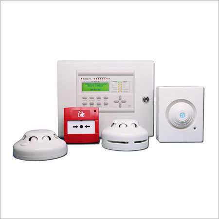 Fire Fighting & Security Equipments