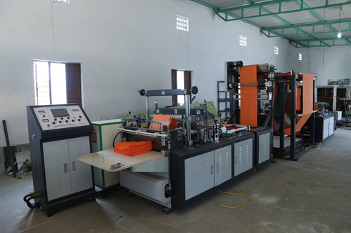 Non-Woven Advertising Bag Making Machine