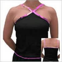 Cross Front Straps top