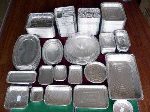 Disposable Aluminum Foil Containers