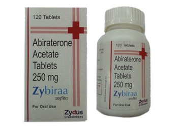 Zybiraa Abiraterone 250 mg