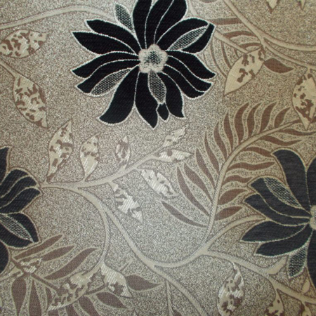 Flower Print Sofa Fabric Exporter