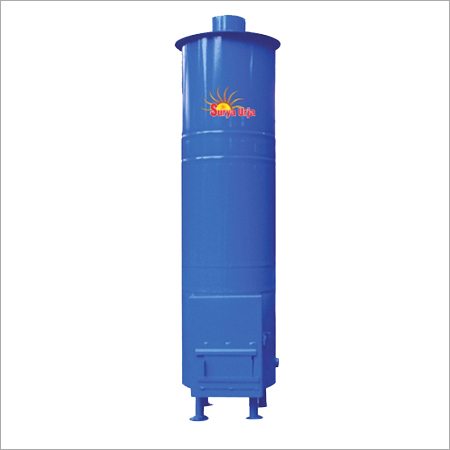 Wood Water Heater