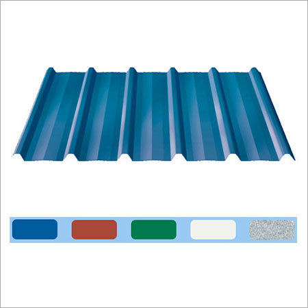Colored Roof and Wall Sheets
