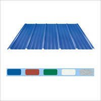 Color Coated Profile Sheet