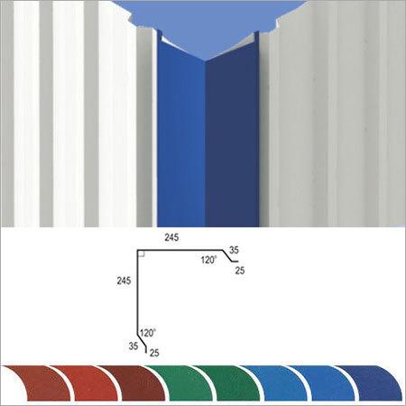 Roof Corner Flashing Sheet