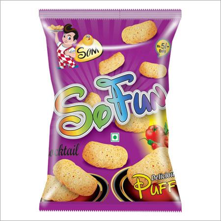 Rice Puffs Snacks