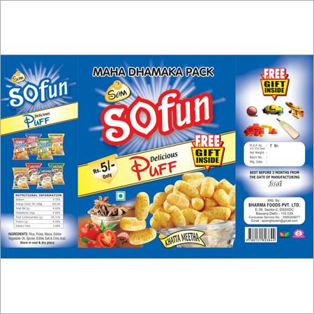 Khatta Meetha Puff Corn