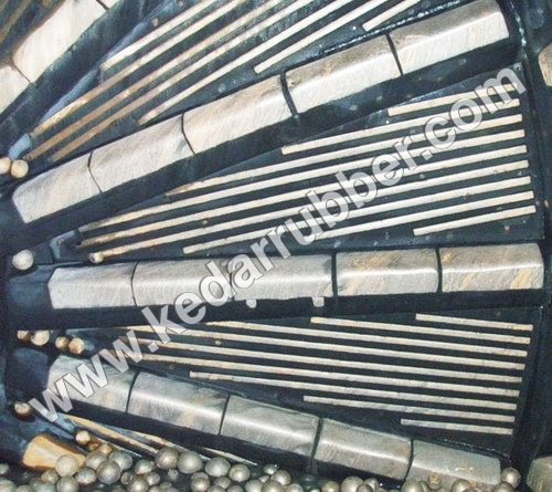 Rubber Metal Composite Liners