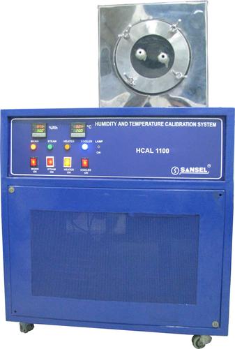 Precision Humidity Temperature Calibration system