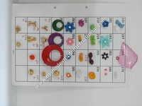Plastic Acrylic Beads