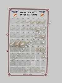 Semi Plastic Seed Beads