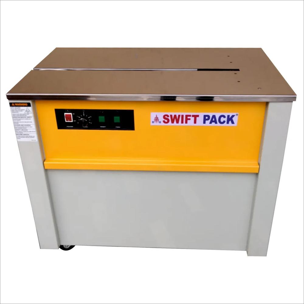 Semi Automatic Strapping Machine Deluxe Model