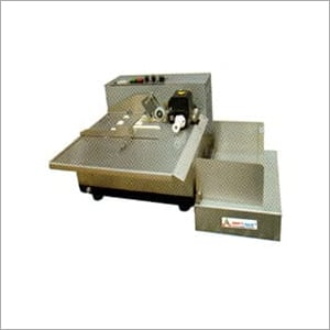 Dry Ink Batch Coder / Batch Coding Machine