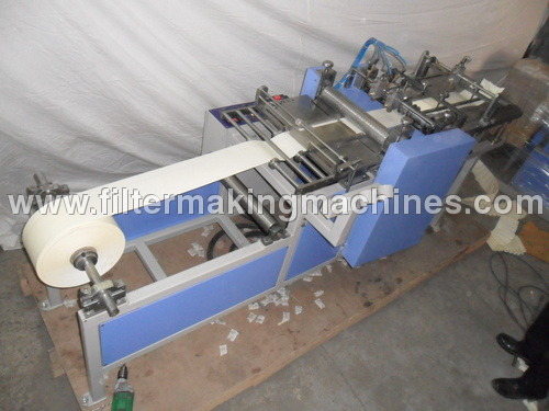 Gas Turbine Rotary Pleating Machine