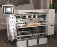 High Speed Automatic Knife Pleating Machine