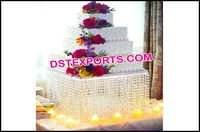 Wedding Square Cake Stand