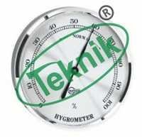 Thermometer / Hygrometer Combined Barigo