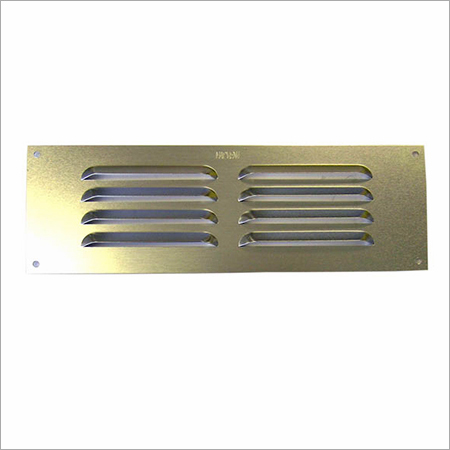 Anodized Aluminum Door Vent