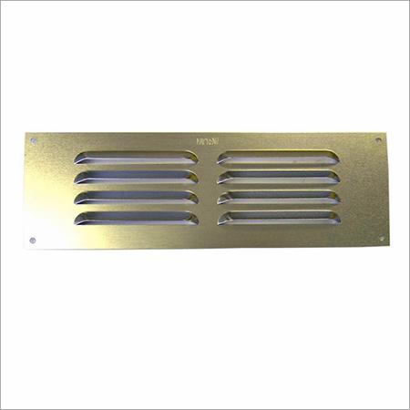 Anodized Aluminum Door Vent