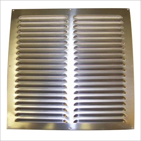 Customized Anodized Aluminum Vent