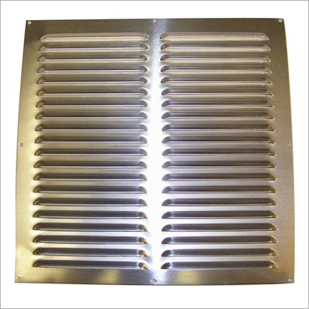 Customized Anodized Aluminum Vent