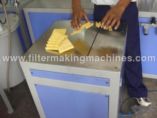 Paper Edge Cutting Machine