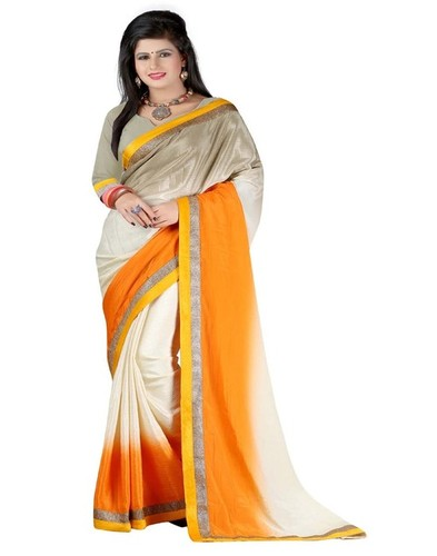 Crape Silk Saree
